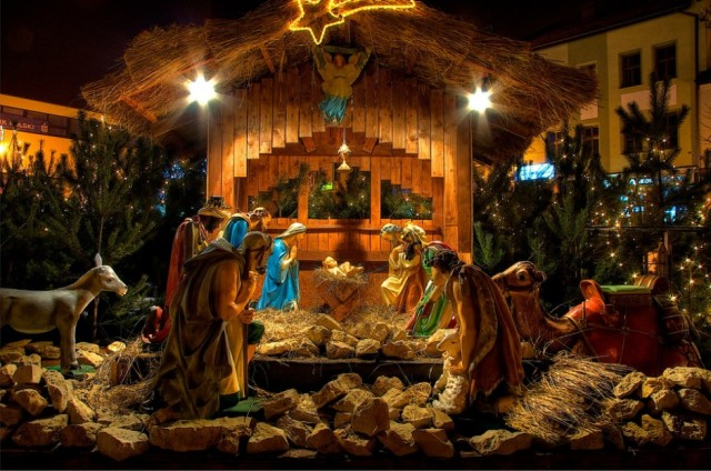 A Warm and Blessed Christmas to All of You!