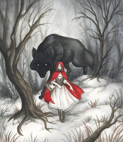 little_red_riding_hood_by_evanira-ondeviantartcom