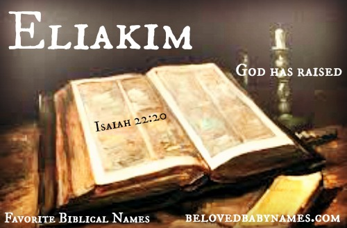 Image result for Eliakim