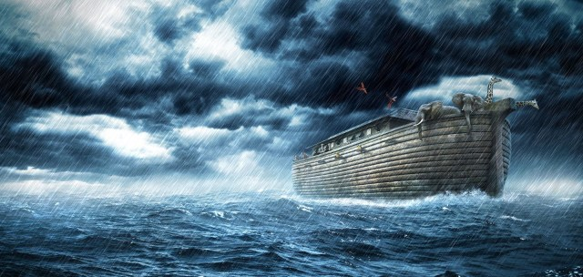 Image result for Isaiah 54:9 like the waters of Noah