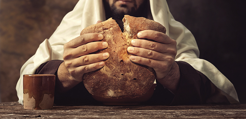 I Am The Bread of Life — Lutheran Church of the Redeemer