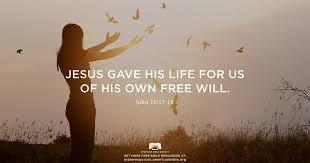 John 10:17-18 Daily Verse — Steemit